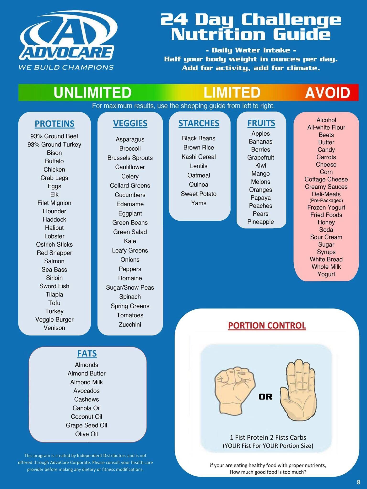 107 Best Advocare - Never Felt Healthier! Images | Advocare Intended For Advocare 24 Day Challenge Calendar