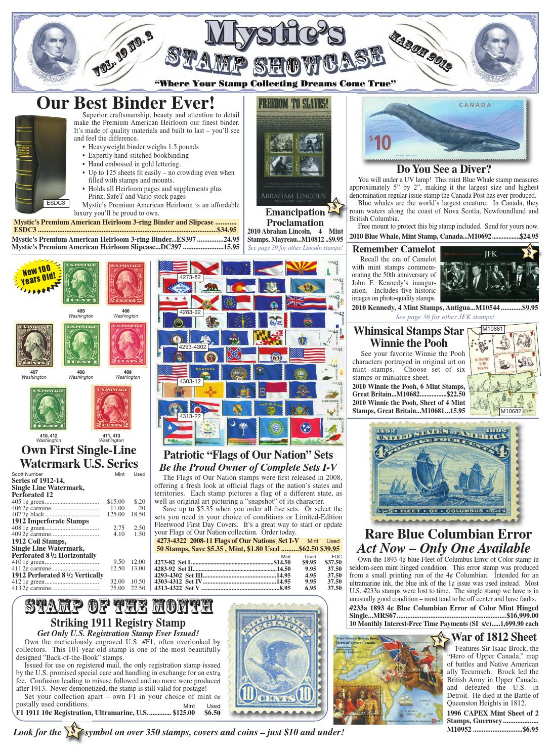 2012 March Showcasemystic Stamp Company – Issuu Inside North Penn School District Calendar 2021 20
