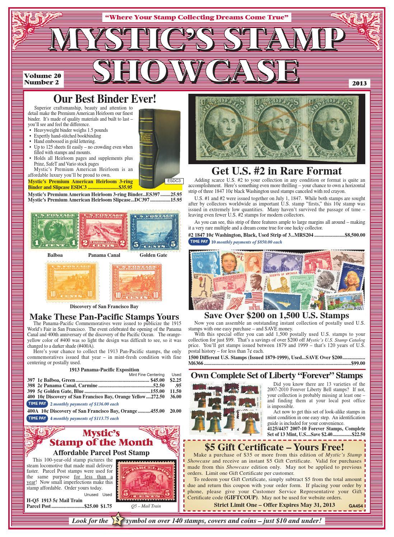 2013 March Showcasemystic Stamp Company – Issuu Regarding Hamilton County School Calendar 2021 20