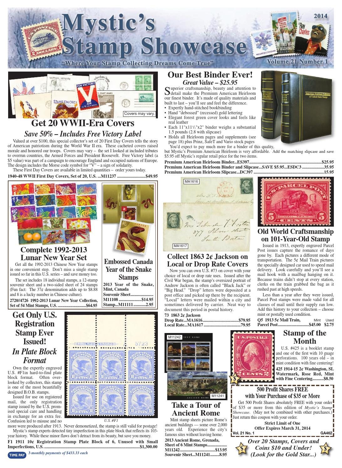 2014 January Showcasemystic Stamp Company – Issuu For Hamilton County School Calendar 2021 20