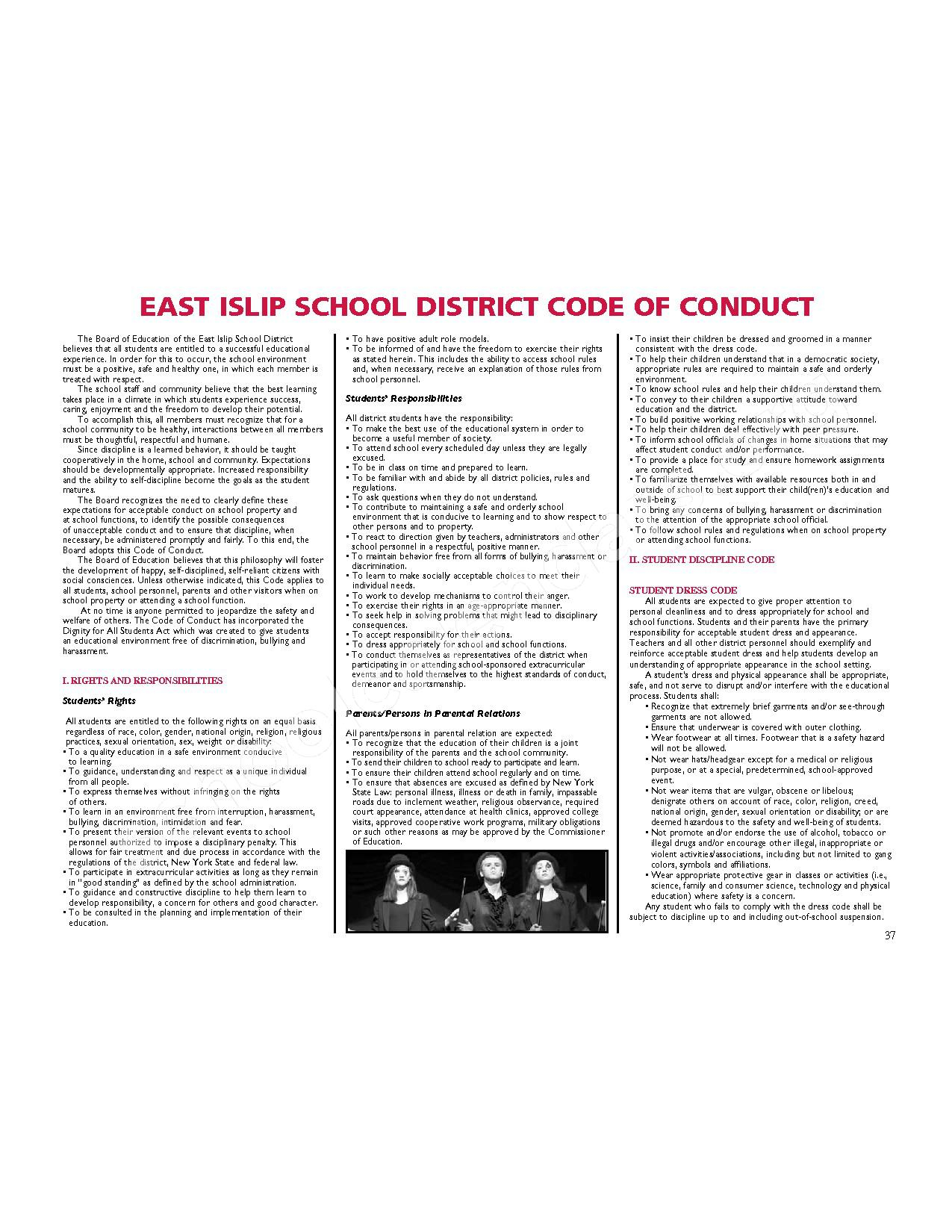 2016 – 2017 District Calendar | East Islip Union Free School Regarding East Islip School District Calendar