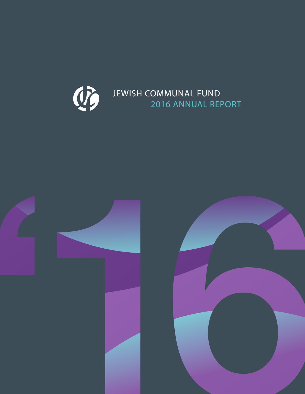2016 Jewish Communal Fund Annual Reportjewish Communal Inside Texas Tech University Academic Calendar 2021 2021