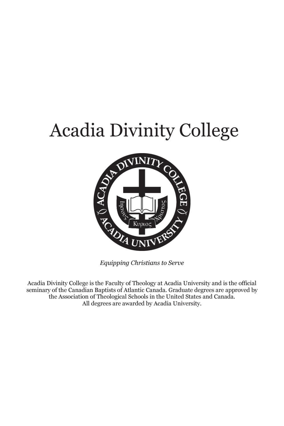 2018 2019 Adc Academic Calendaracadia Divinity College Inside St Ambrose U Iverisry Academic.calendar