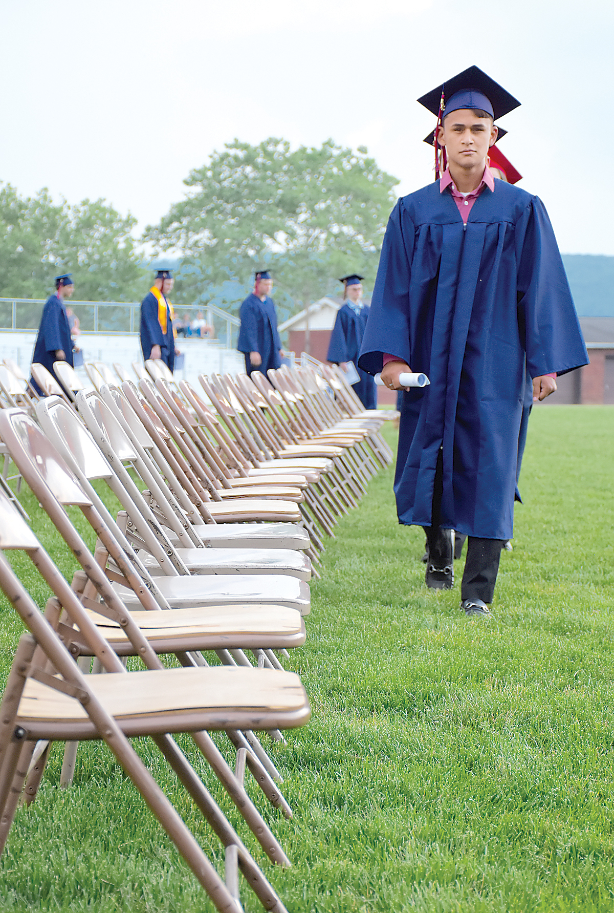 2018 Graduations | News, Sports, Jobs - The Sentinel With Mifflin County School Graduation