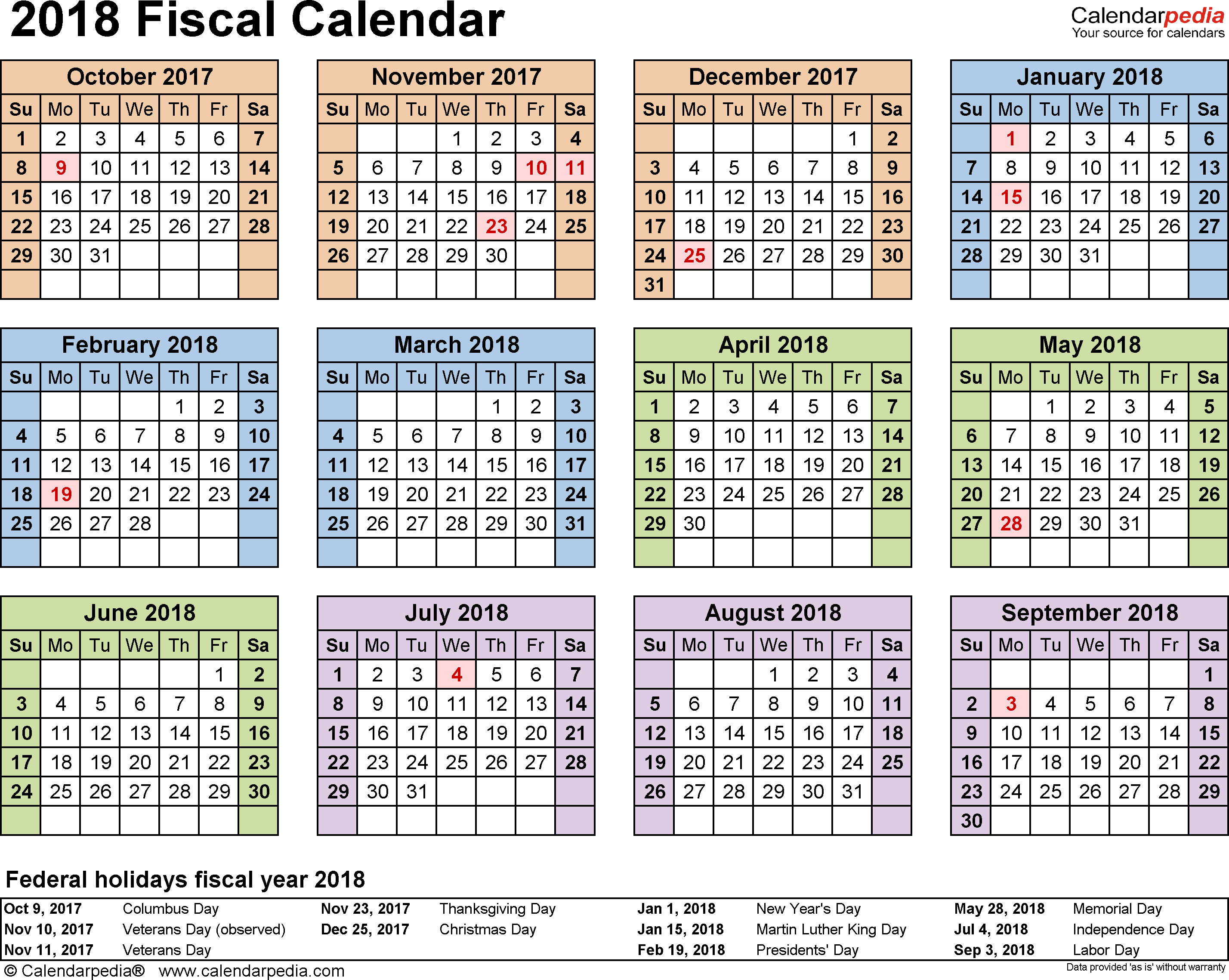 2018 – Page 4 – 2019 New Year Images Within 2020 National Retail Federation 4 5 4 Printable Calendar
