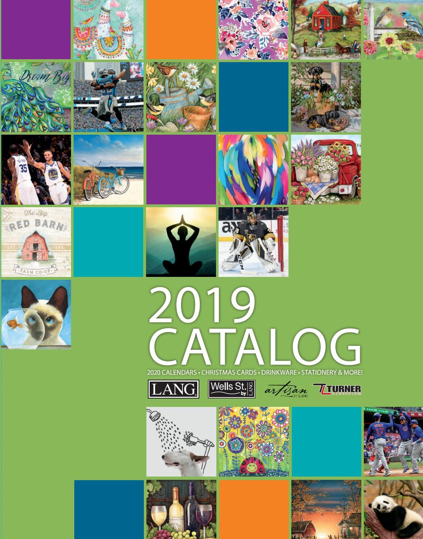 2019 Lang Catalogthe Lang Companies - Issuu In The University Of Phoenix Inc Calendar 2021/2020