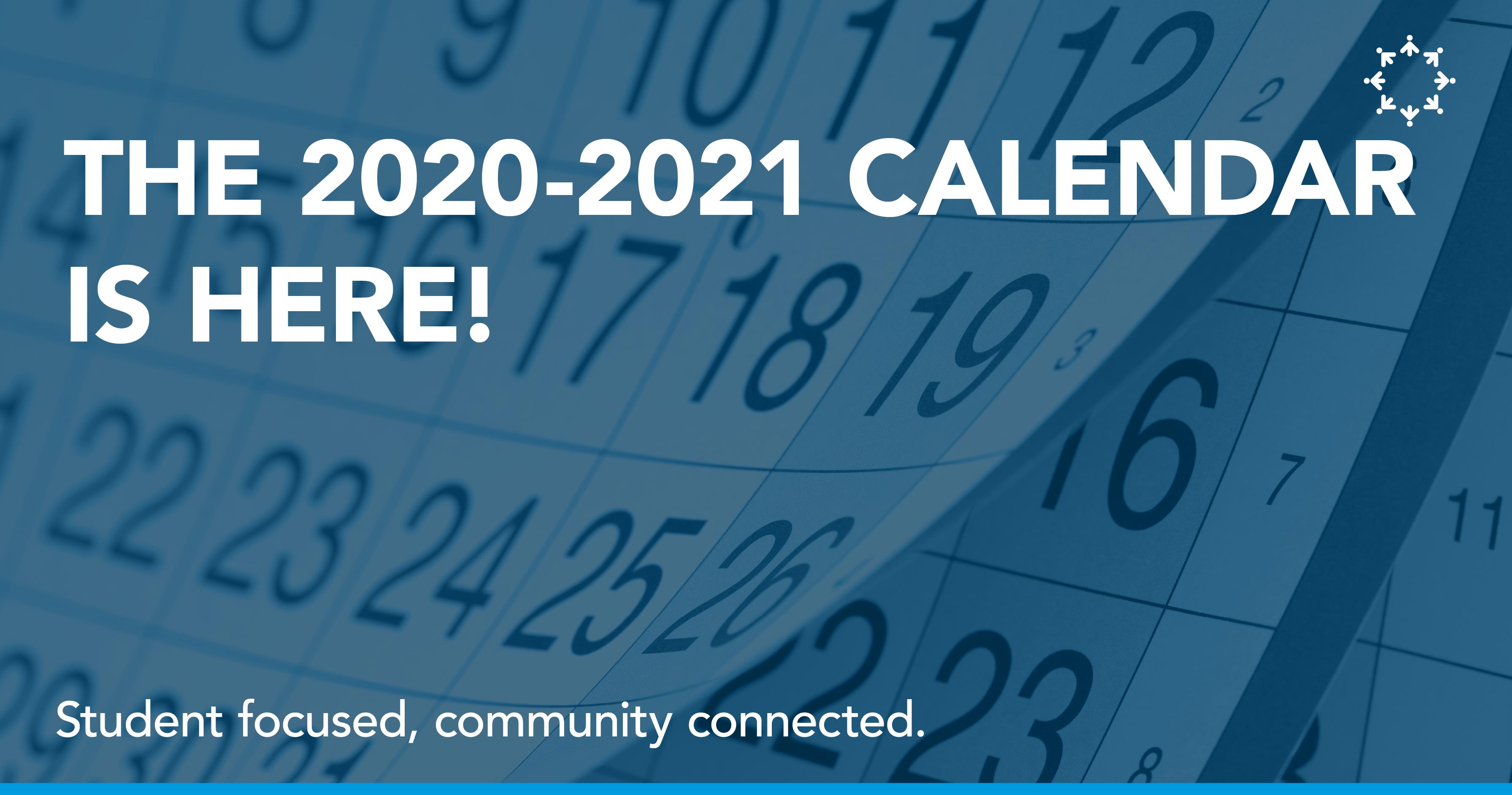 2020 2021 Calendar Is Here! – Isd194 Regarding Eden Prairie High School Calendar 2021