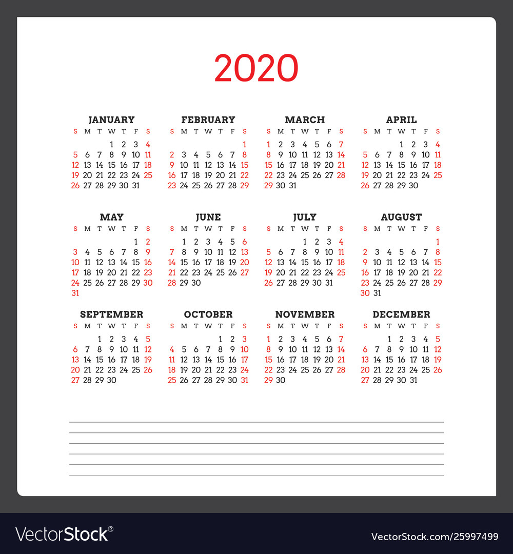 2020 Calendar With Retail Weeks – Samyysandra With Regard To 2020 National Retail Federation 4 5 4 Printable Calendar