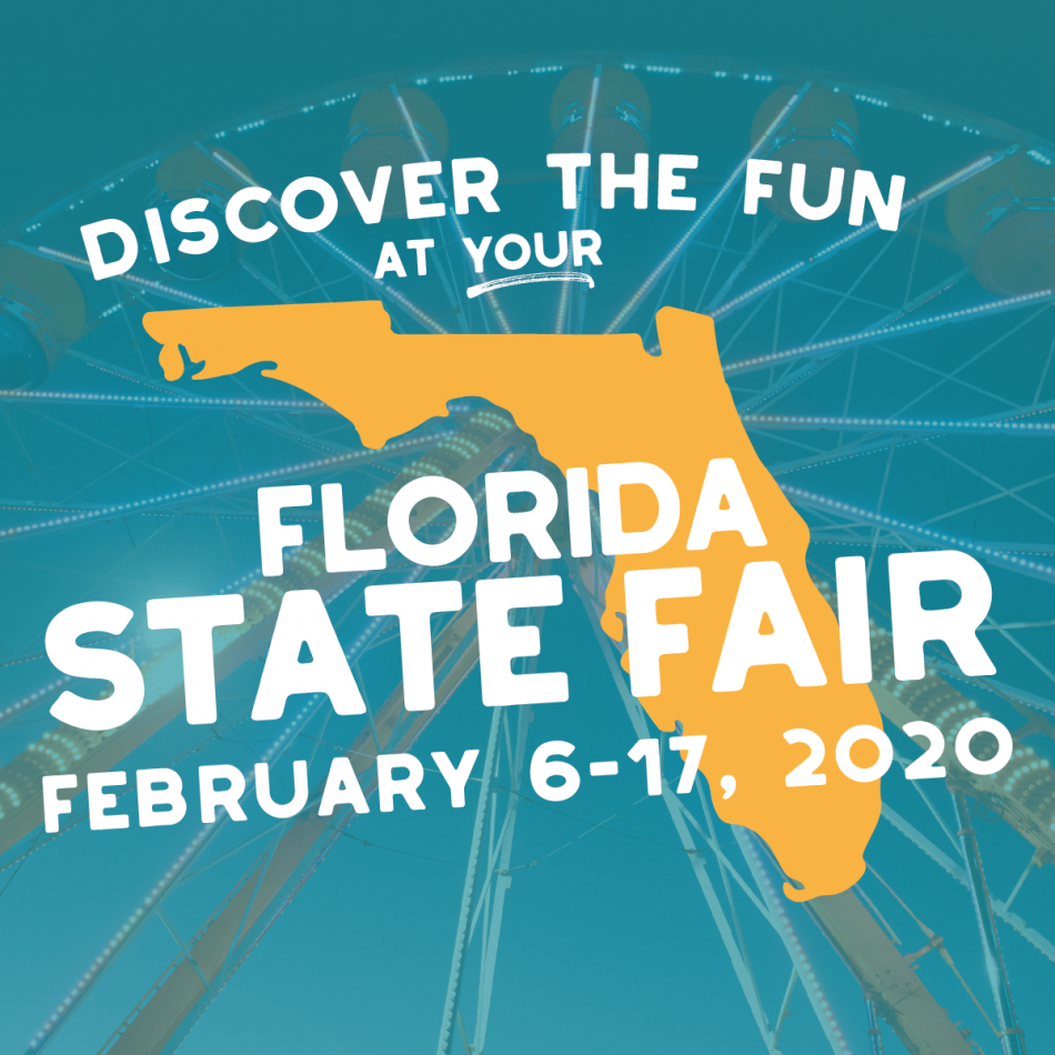 2020 Florida State Fair!, Tampa Fl - Feb 6, 2020 - 10:00 Am With Regard To Florida State Fairgrounds Schedule Of Events