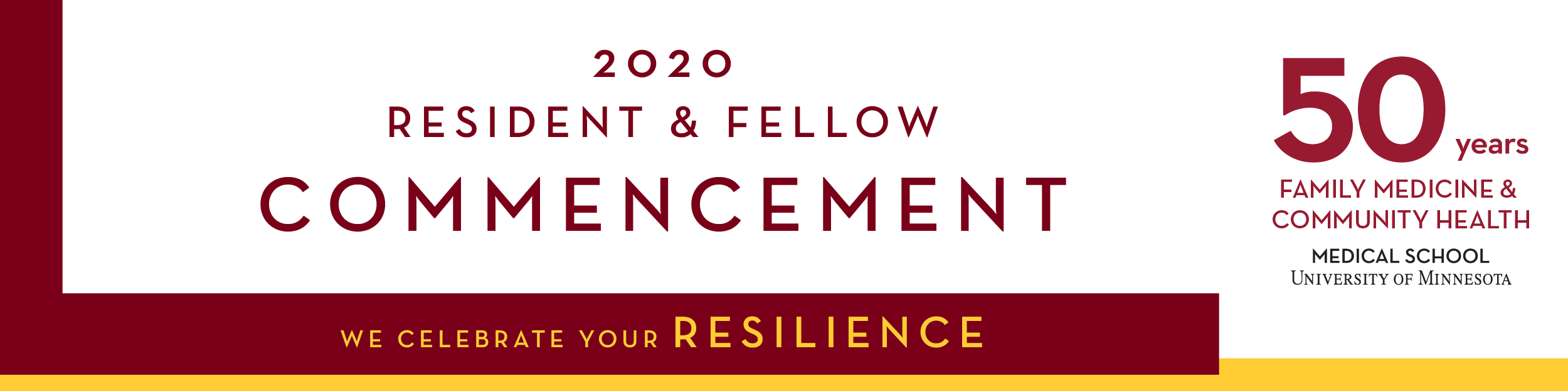 2020 Resident And Fellow Commencement | Medical School Pertaining To University Of Minnesota2020 2021 Academic Calendar