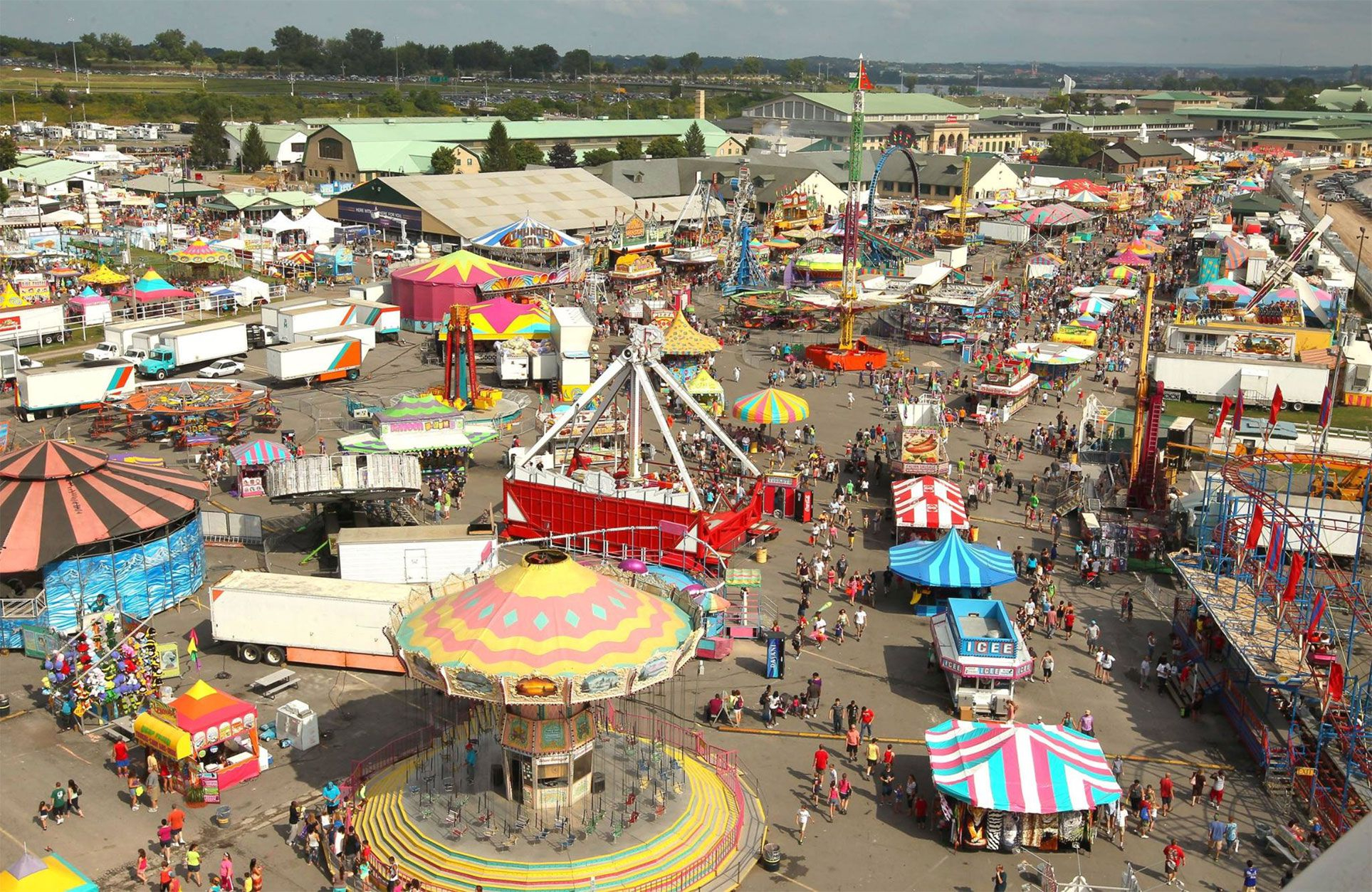 2020 State Fairs Info Directory Intended For Florida State Fairgrounds Events