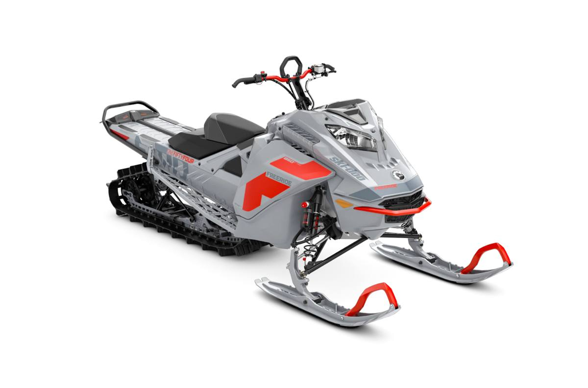 2021 Ski Doo Freeride 850 E Tec® 165 Inside White Bear Lake Calendar Handbook 2021 2021