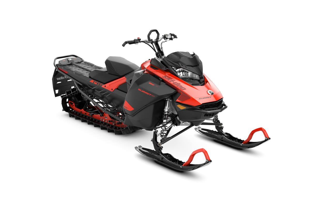 2021 Ski Doo Summit® Sp 146 850 E Tec® Es Lava Red With Regard To White Bear Lake Calendar Handbook 2021 2021
