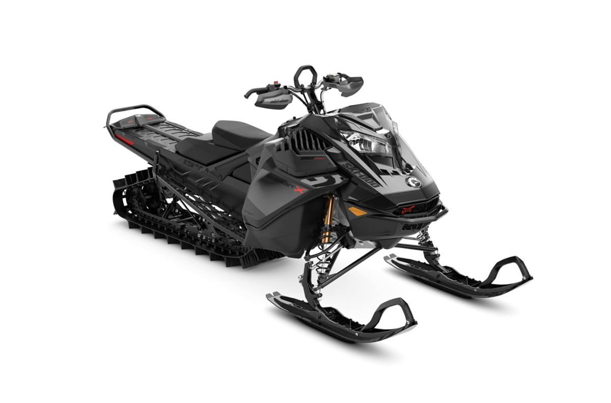 2021 Ski Doo Summit® X® W/expert Pkg 154 850 E Tec® Turbo Steel For White Bear Lake Calendar Handbook 2021 2021
