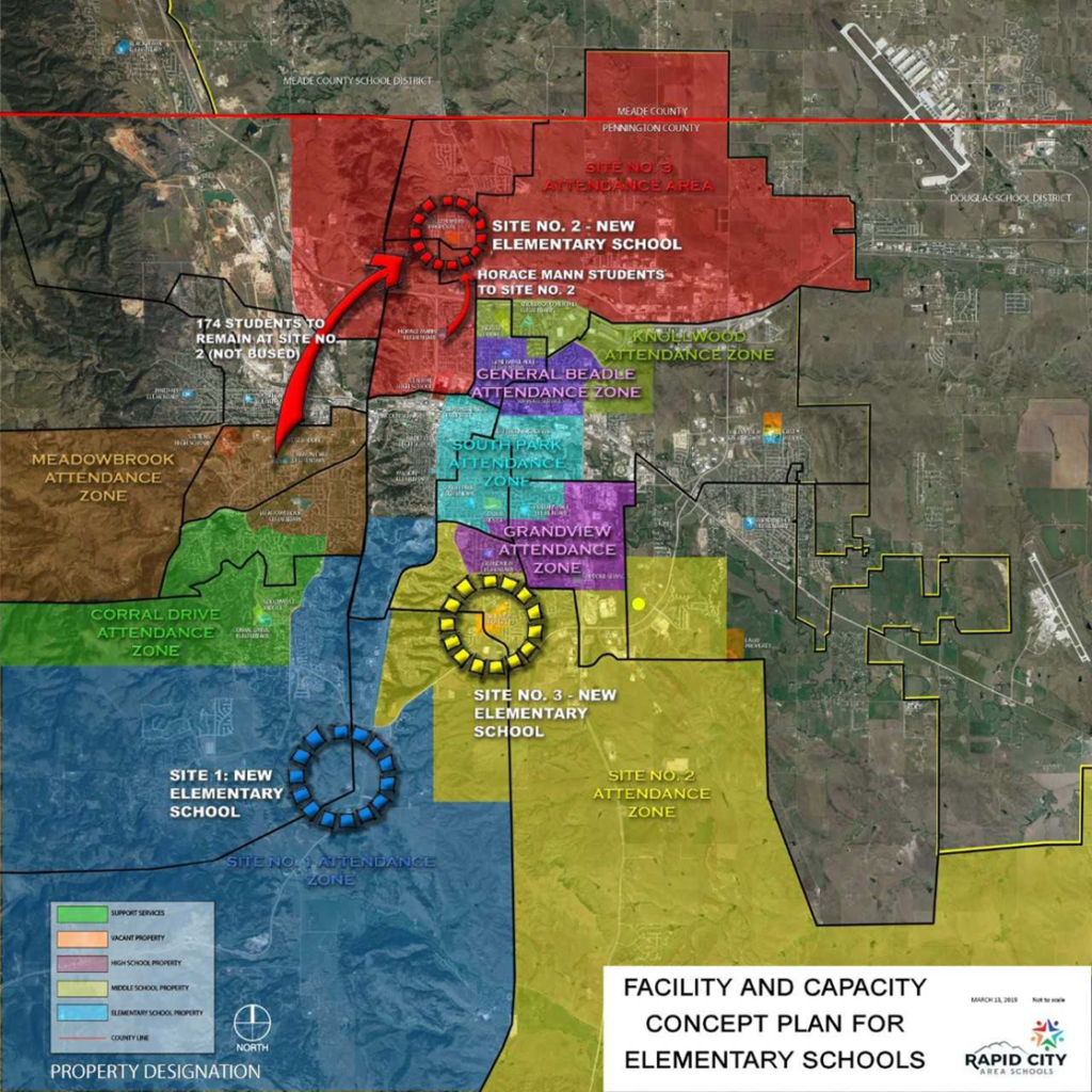 $250M Project Proposed In Preliminary Planrcas Facility Intended For Rapid City School District Schedule