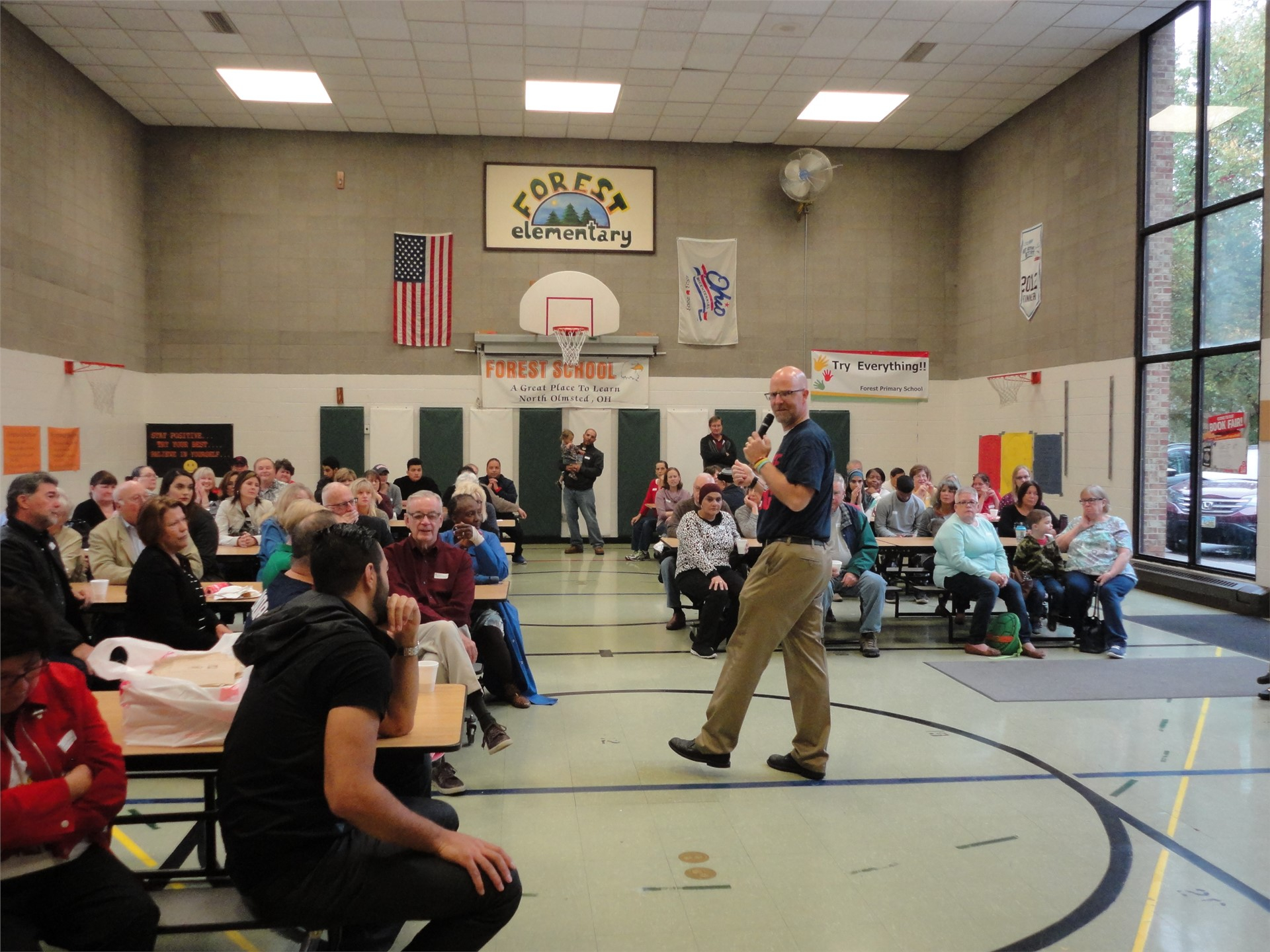 2Nd Grade Grandparent/special Person Day Pertaining To North Olmsted High School Calendar