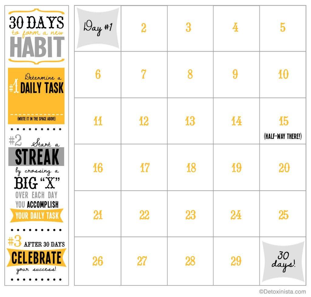 30 Day Printable Calendar | Workout Calendar, Workout With Regard To Slim And 6 Workout Plan Calender Edit