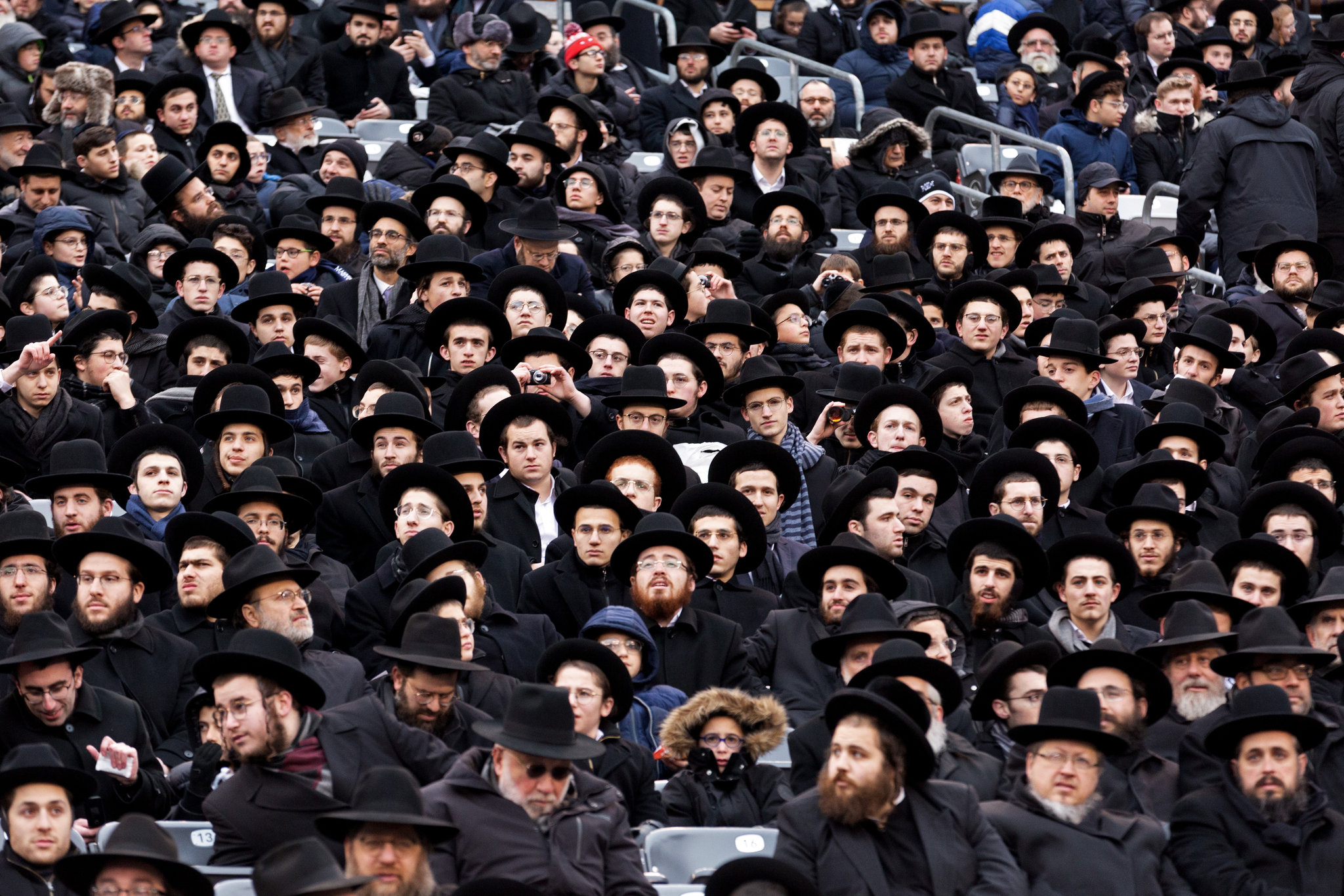 90,000 Jews Gather To Pray And Defy A Wave Of Hate - The New Within What Year Is It According To Jews