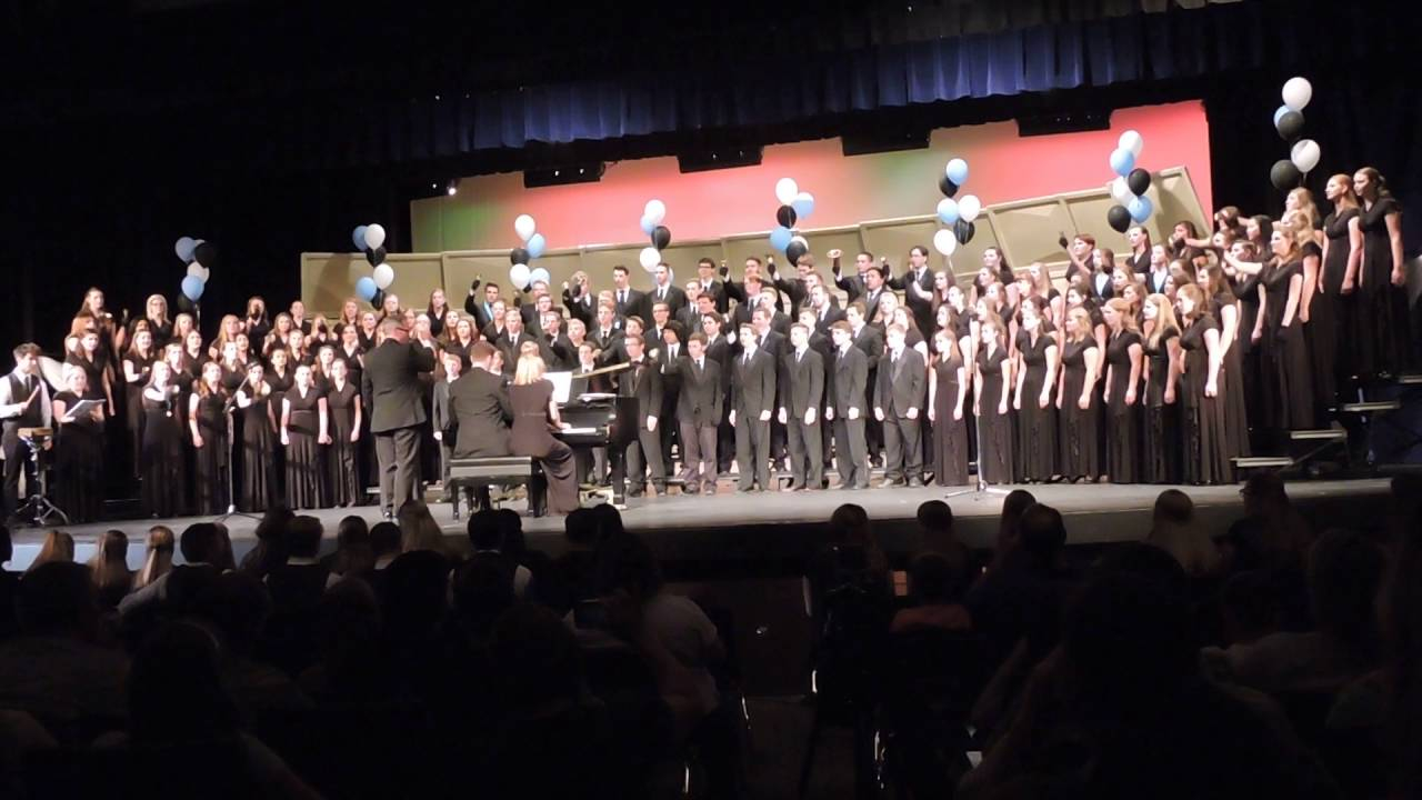 A Bronze Triptych – West Jordan High School Concert Choir Pertaining To West Jordan High School Events