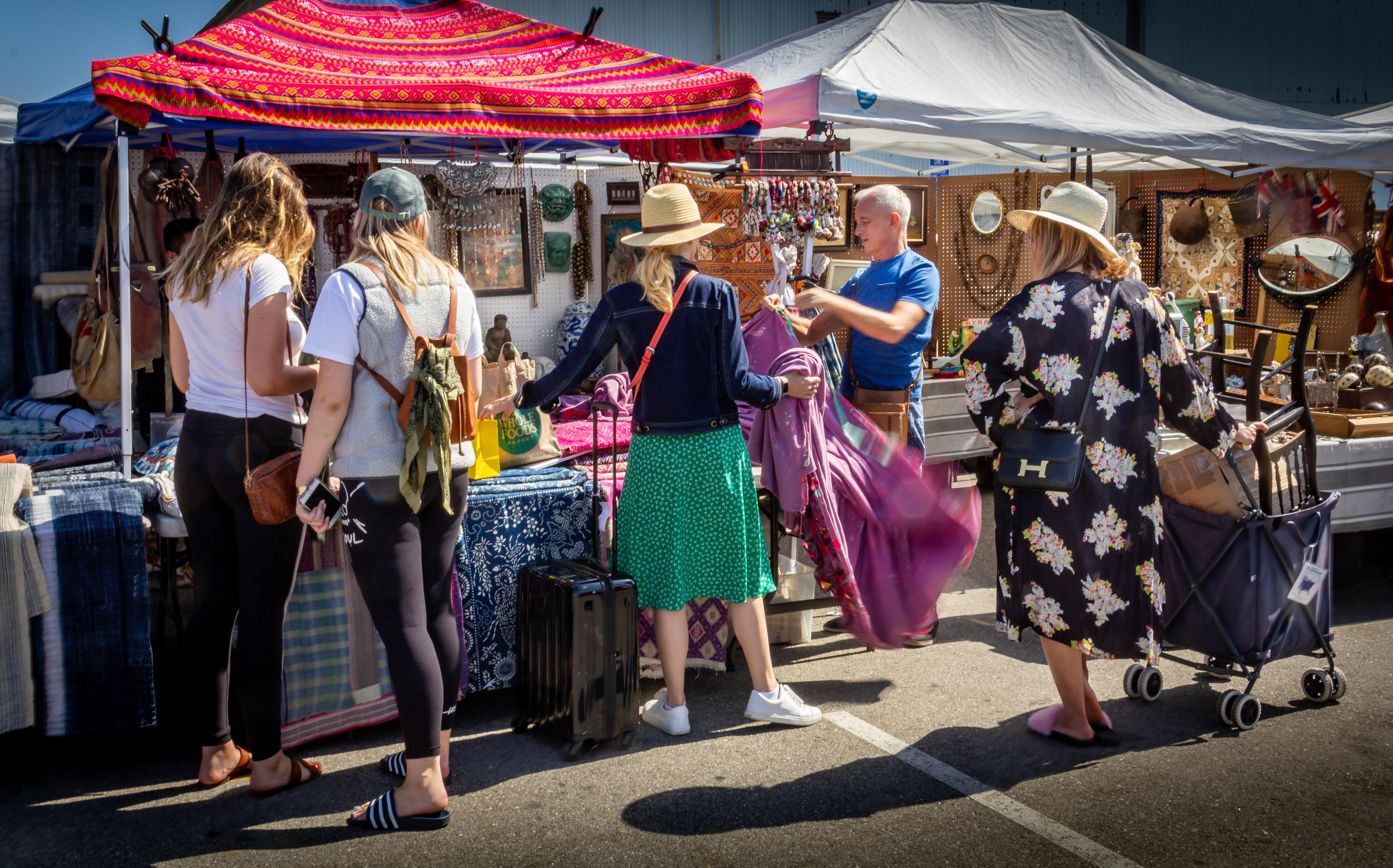 A Guide To Los Angeles Flea Markets Regarding Los Angeles Flea Market Calendar
