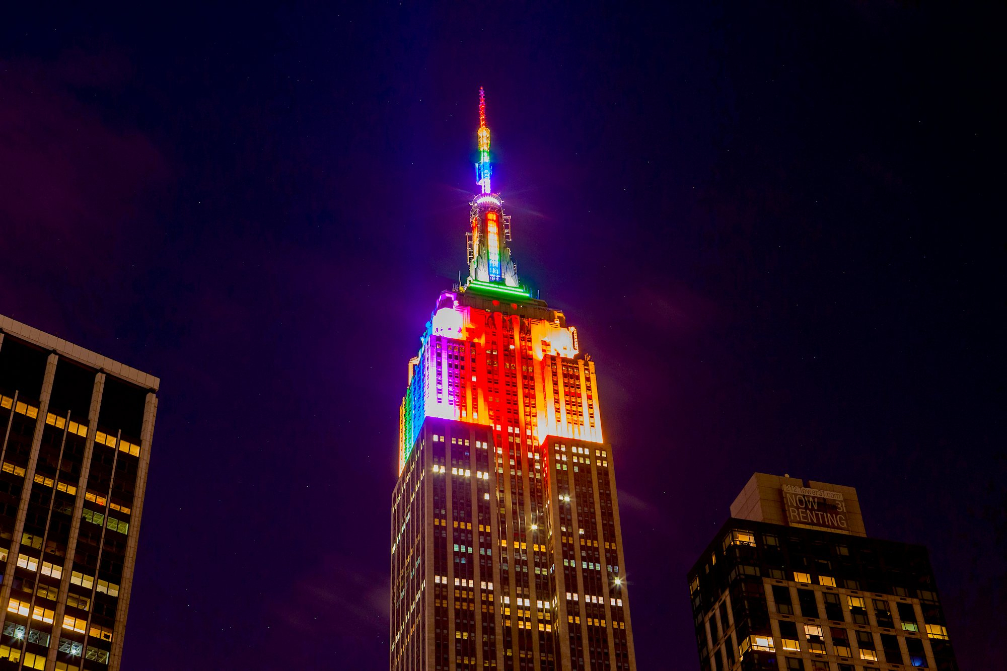 A Nightly Music To Light Show Launches At The Empire State Pertaining To Empire State Building Lights Tonight