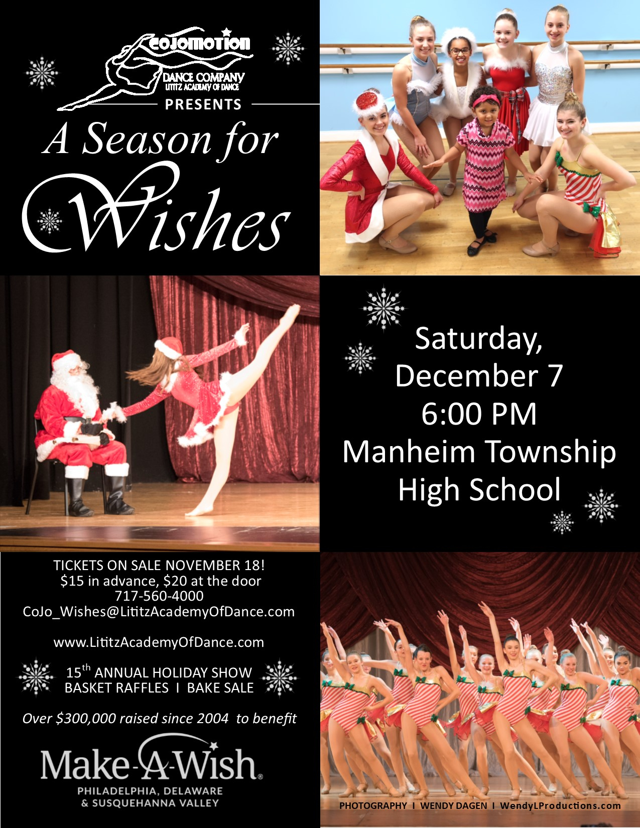 A Season For Wishesrsvpa Intended For Manheim Township School Calendar