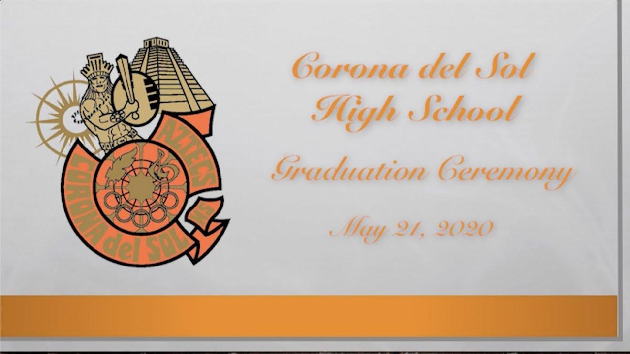 Academics Office / Graduation With Regard To Corona Del Sol Calendar