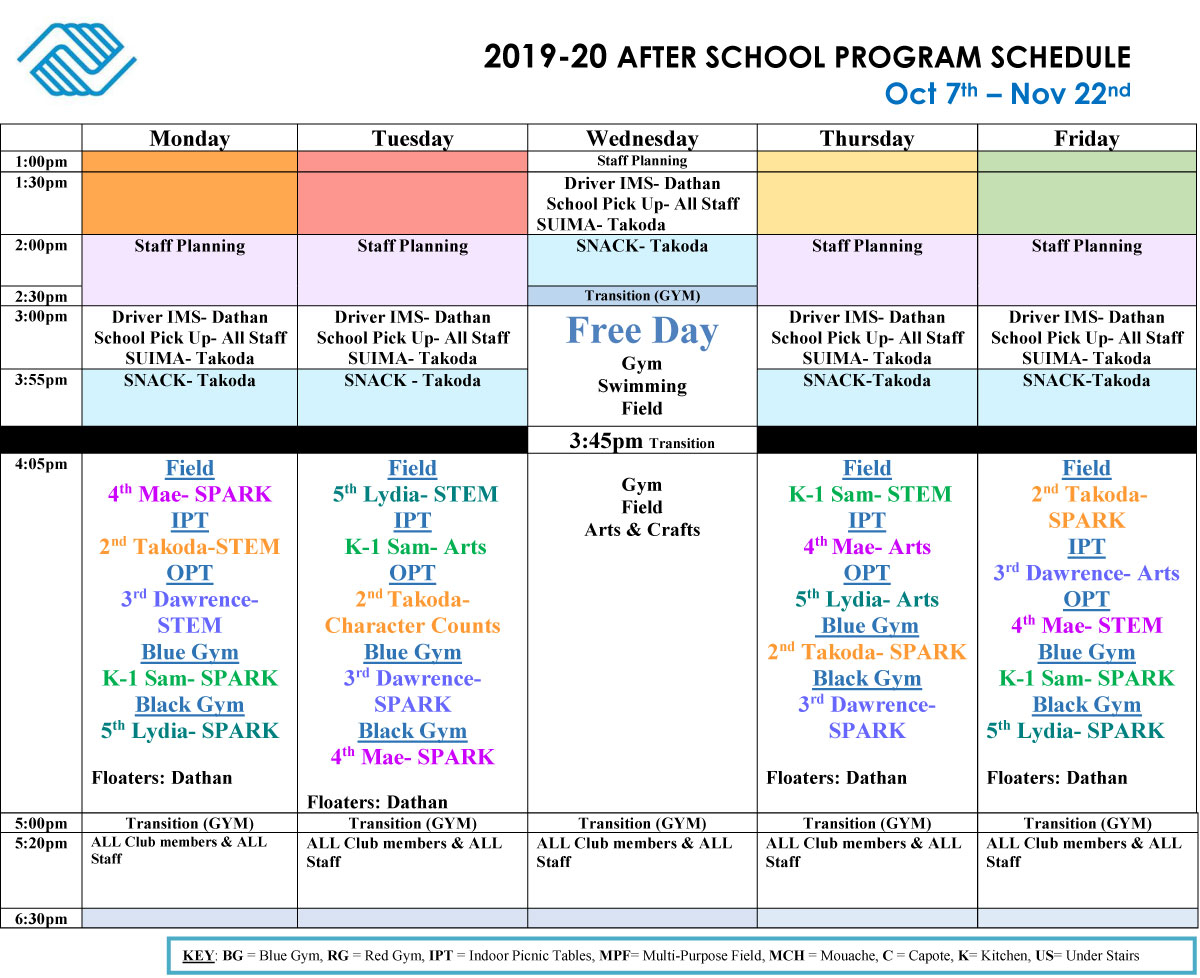 After School Programs – Boys And Girls Club With Regard To Boys And Girls Club Program Program Calendar