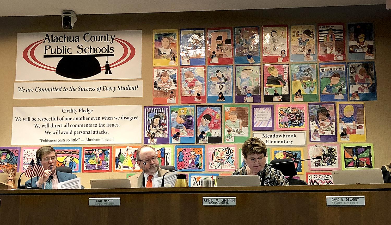 Alachua County School Board Adds Instructional Time To Regarding Alachua School Board Calendar