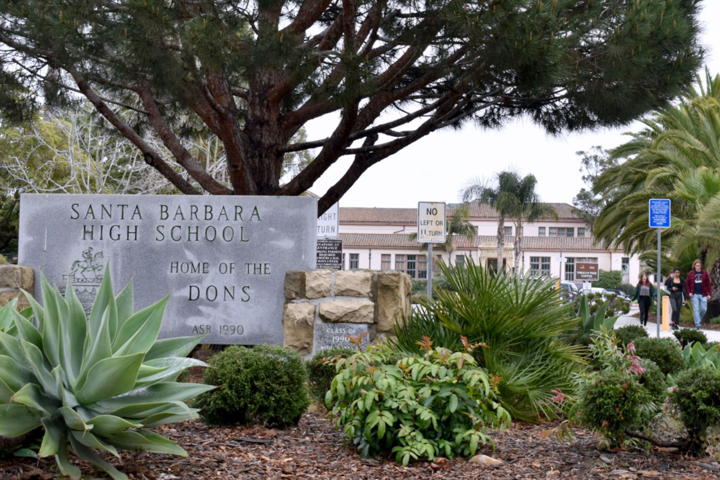 All Santa Barbara County K 12 Public Schools To Close Due To Throughout Santa Barbara Uc School.break