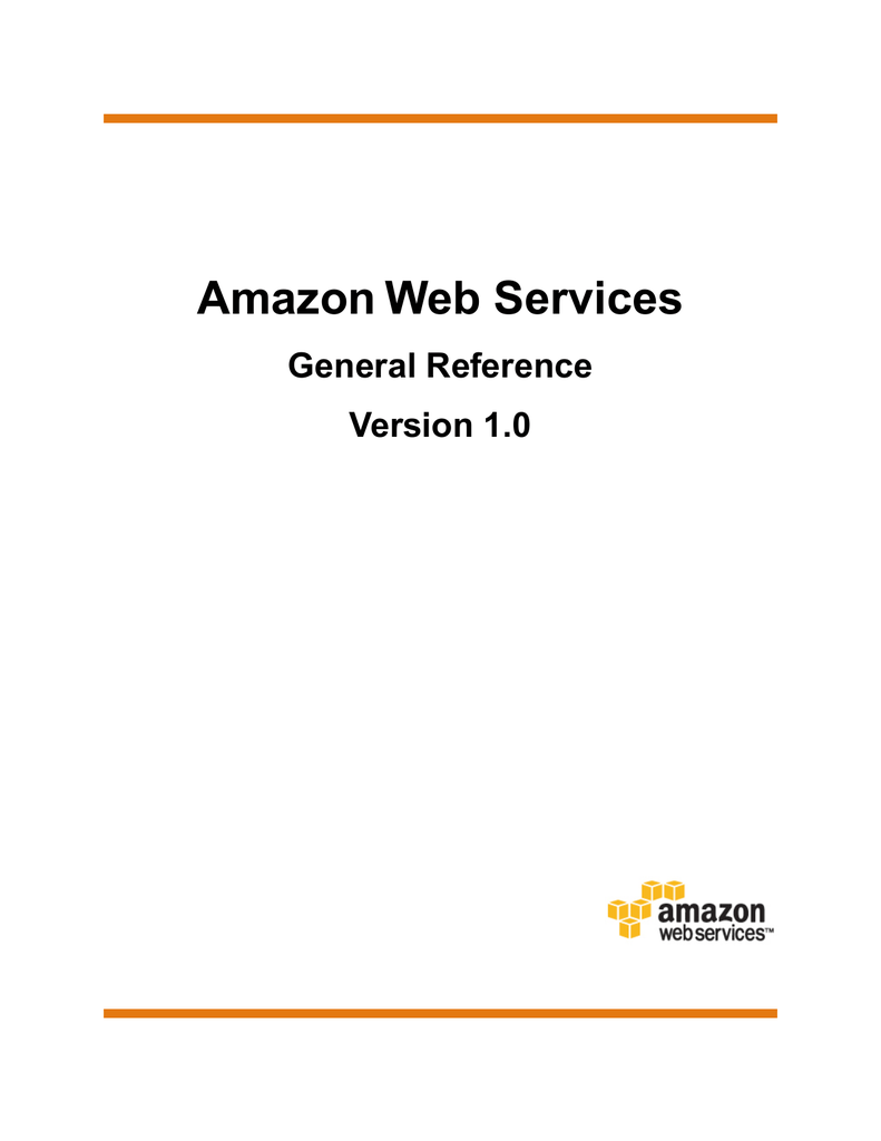 Amazon Web Services General Reference Version 1.0 | Manualzz Throughout Uri Spring Break Dateshttps://events.uri.edu/calendar