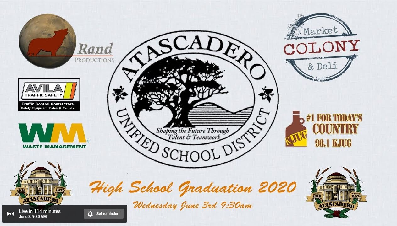 Atascadero Unified School District With Regard To Morgan Hill Unified School District Calendar