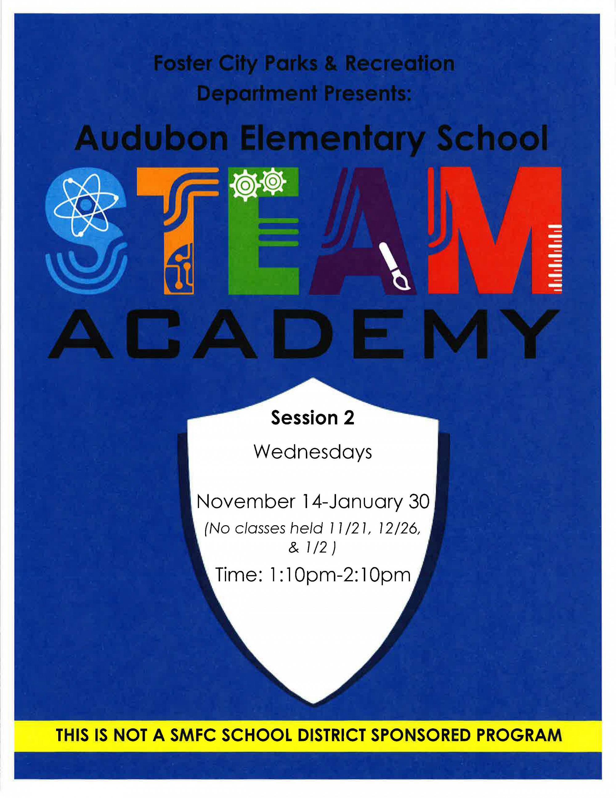 Audubon Elementary School - Home Throughout Audubon Calendars 2021 Foster City