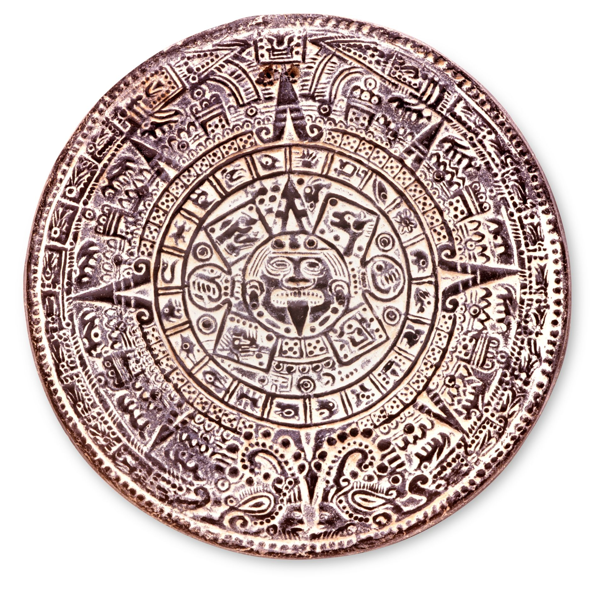 Aztec Calendar Stone | Aztec Calendar Facts | Dk Find Out Intended For How To Read Aztec Calendar