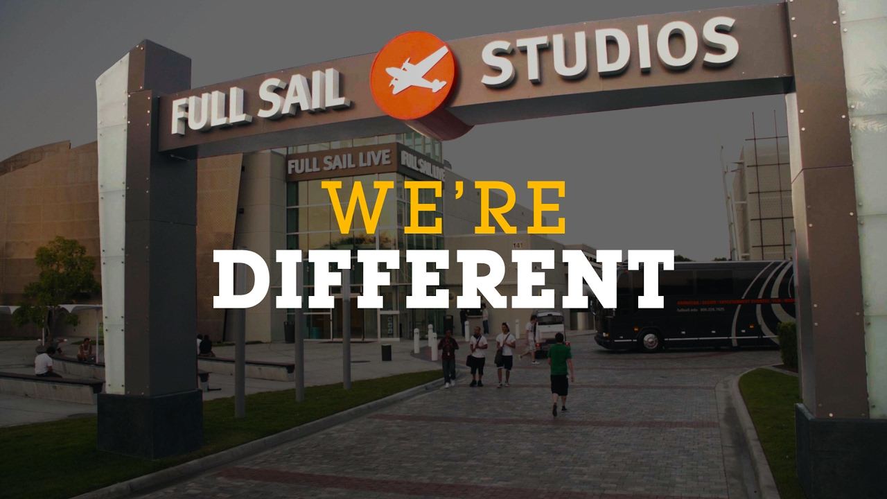 Bachelor Of Science In Media Communications, Winter Park, Usa. Online Bsc!  2020 Within Full Sail Semester Schedule
