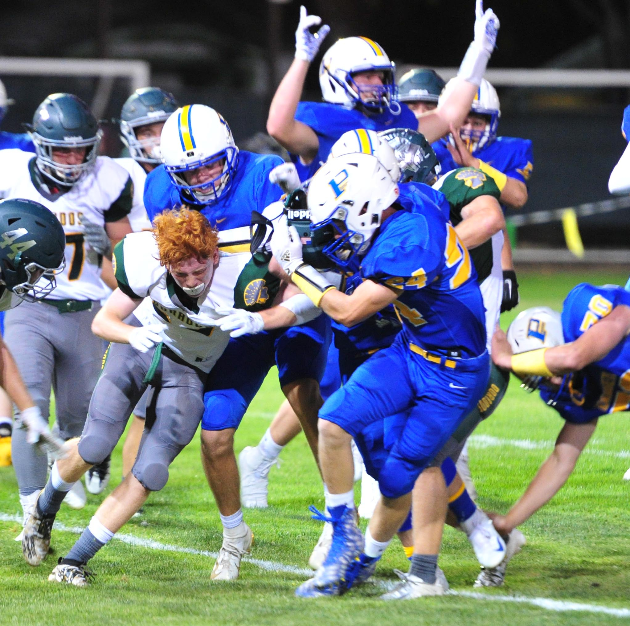 Badgers Lose Ken Lindley Field Opener To Canyon Del Oro 23 Pertaining To Canyon Del Oro Calendar