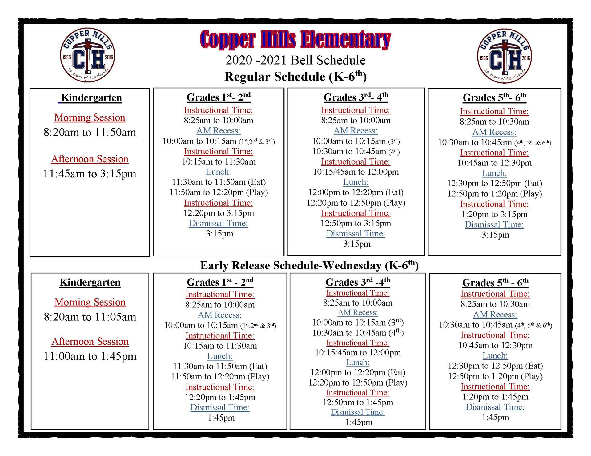 Bell Schedule With Regard To Fresno Unified School Calendar