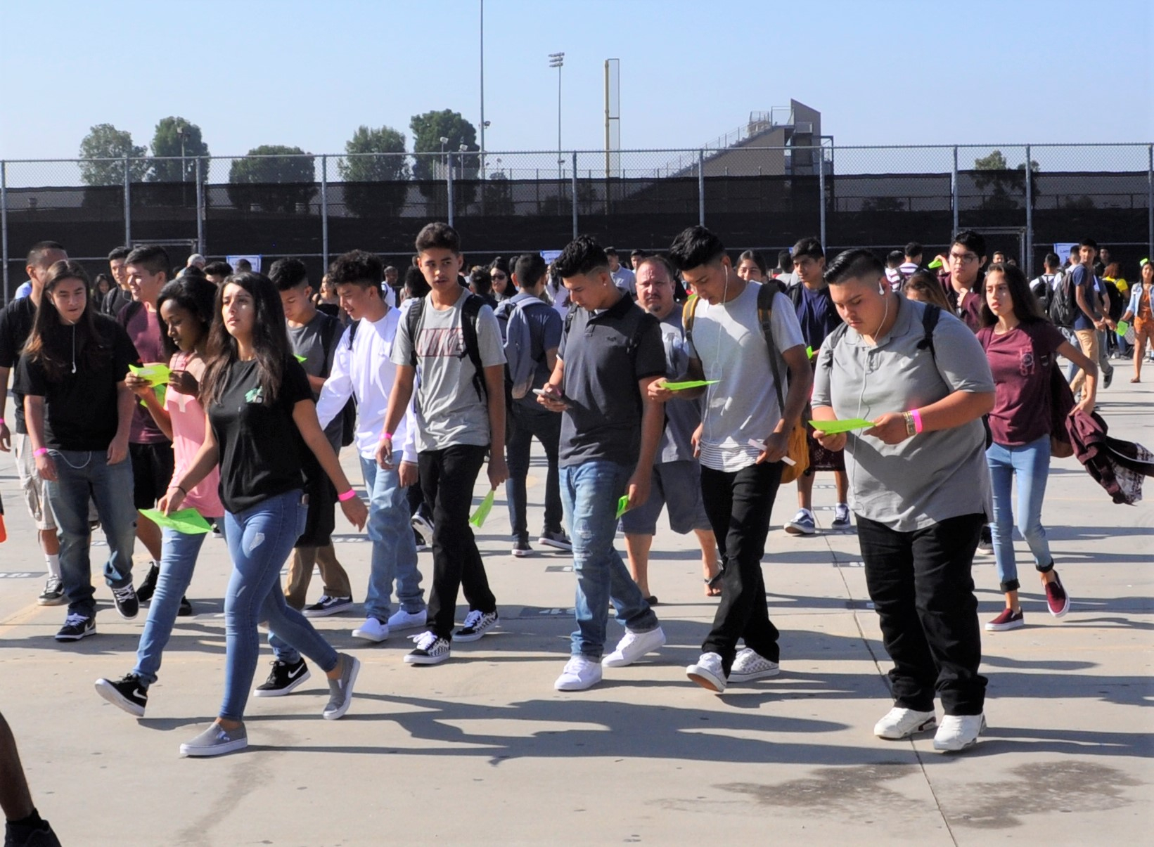 Bellflower Unified Welcomes New Washington Elementary Within Bellflower Unified School District Schedule
