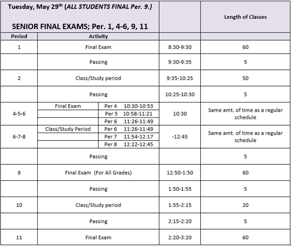 """Ben Davis High School On Twitter: """"here Is Your Schedule For Throughout Ben Davis High School Calendar"""