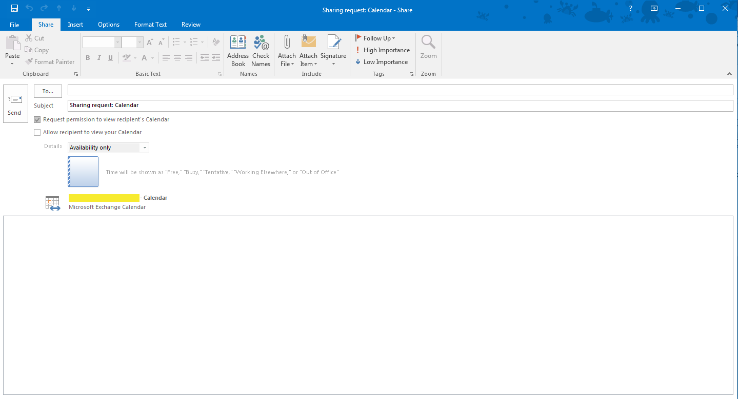 Best Practices – Outlook Inside Grant Access To Outlook Calendar
