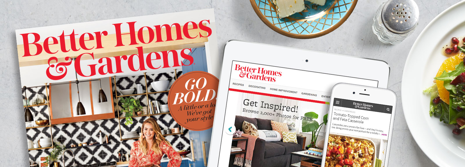 Better Homes & Gardens | Meredith Regarding Editorial Calendar Better Homes And Gardens