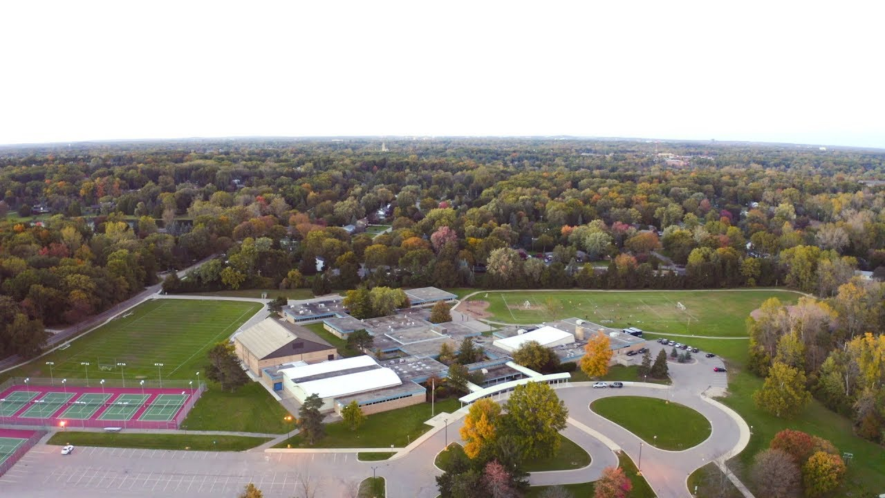 Bloomfield Hills Middle School Tour Intended For West Bloomfield High School Calendar 2021