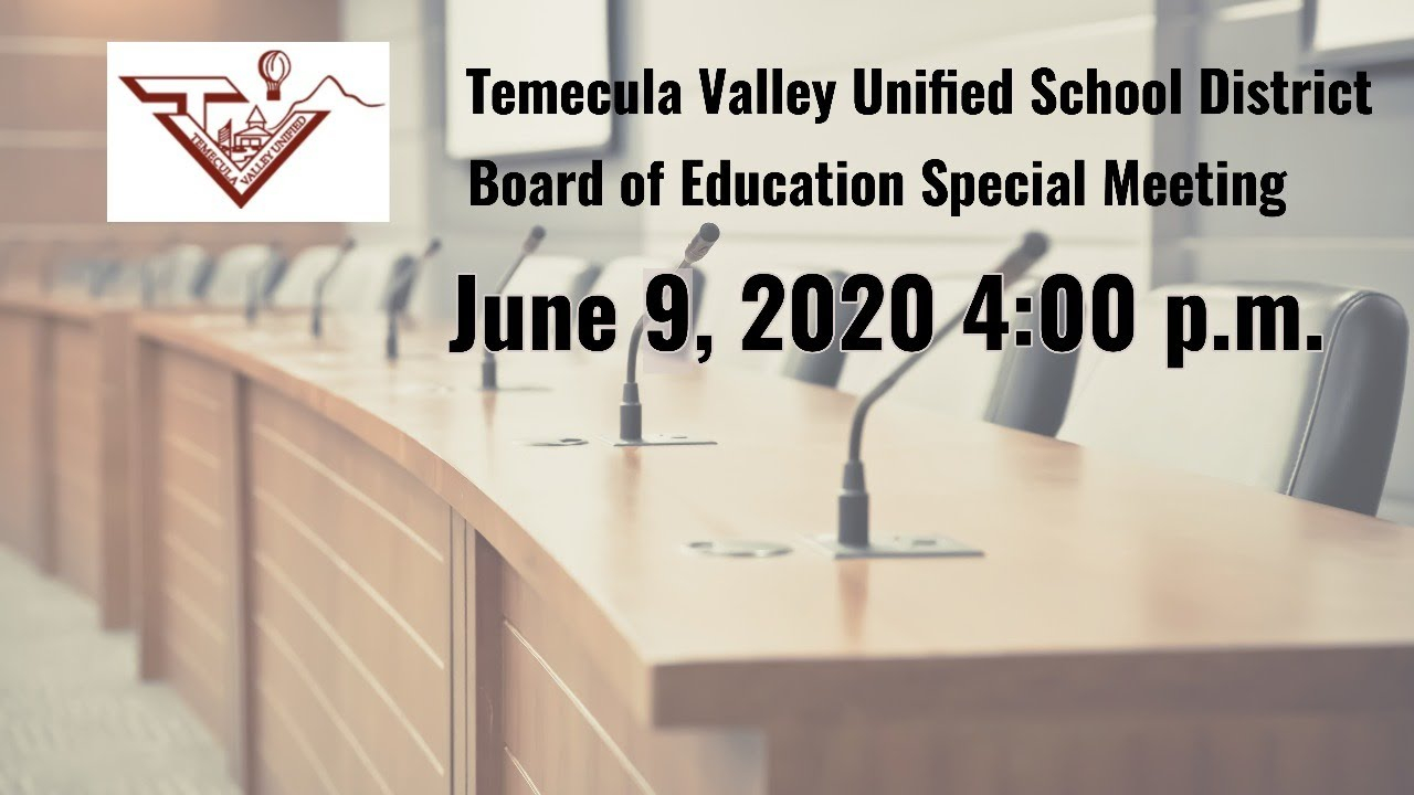 Board Information / Board Meeting Agendas And Board Meeting With Regard To Temecula Unified School District Calendar