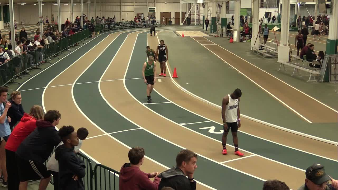 Boys 500M Section 4 – Wake County Invitational 2 2019 Throughout Wake County Track 4