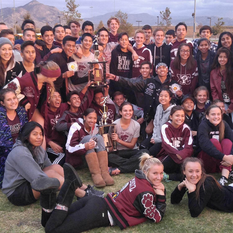 Boys' Cross Country - Paloma Valley High School - Menifee For Paloma High School Menifee Year School Calendar