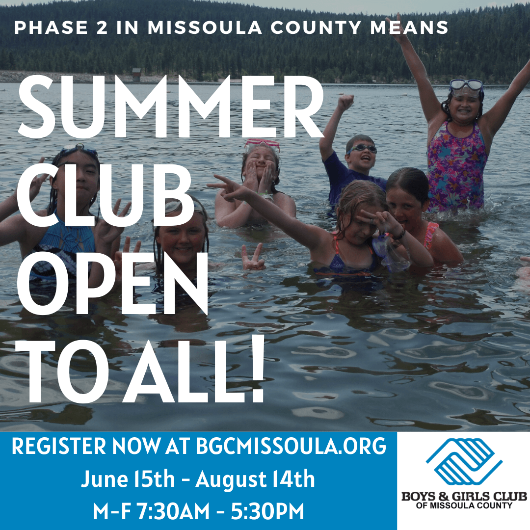 Boys & Girls Club Of Missoula After School And Summer Camps Inside Boys And Girls Club Sprin Break Cola Sc