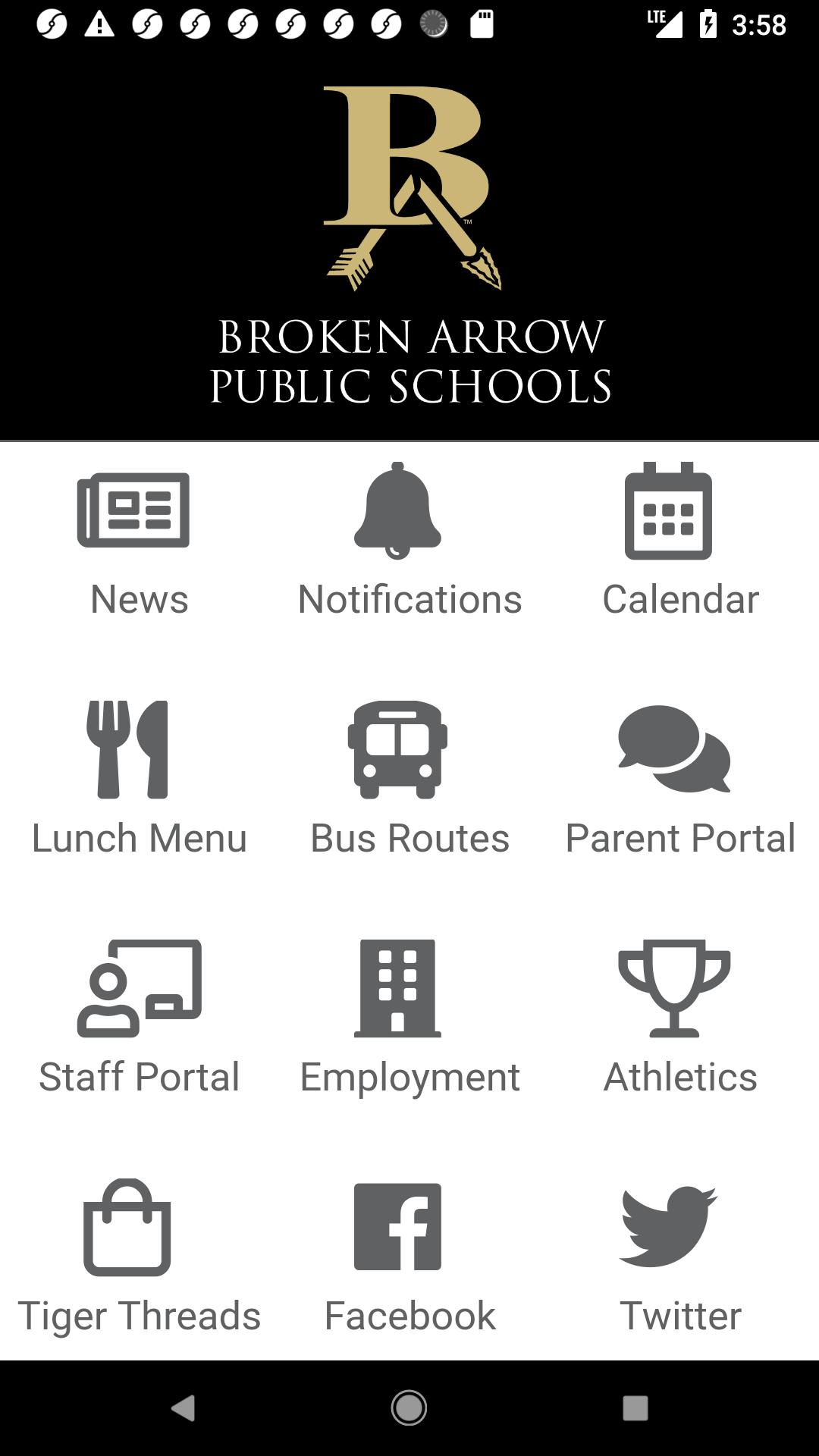 Broken Arrow Public Schools For Android – Apk Download In Broken Arrow Public Schools Calendar