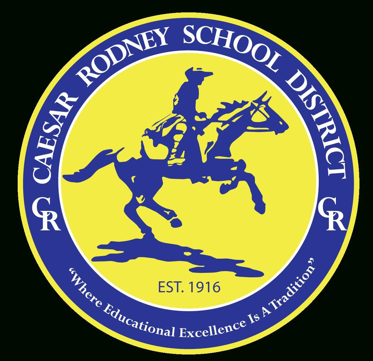 Caesar Rodney School District / Home Throughout Caesar Rodney School District Calendar At A Glance