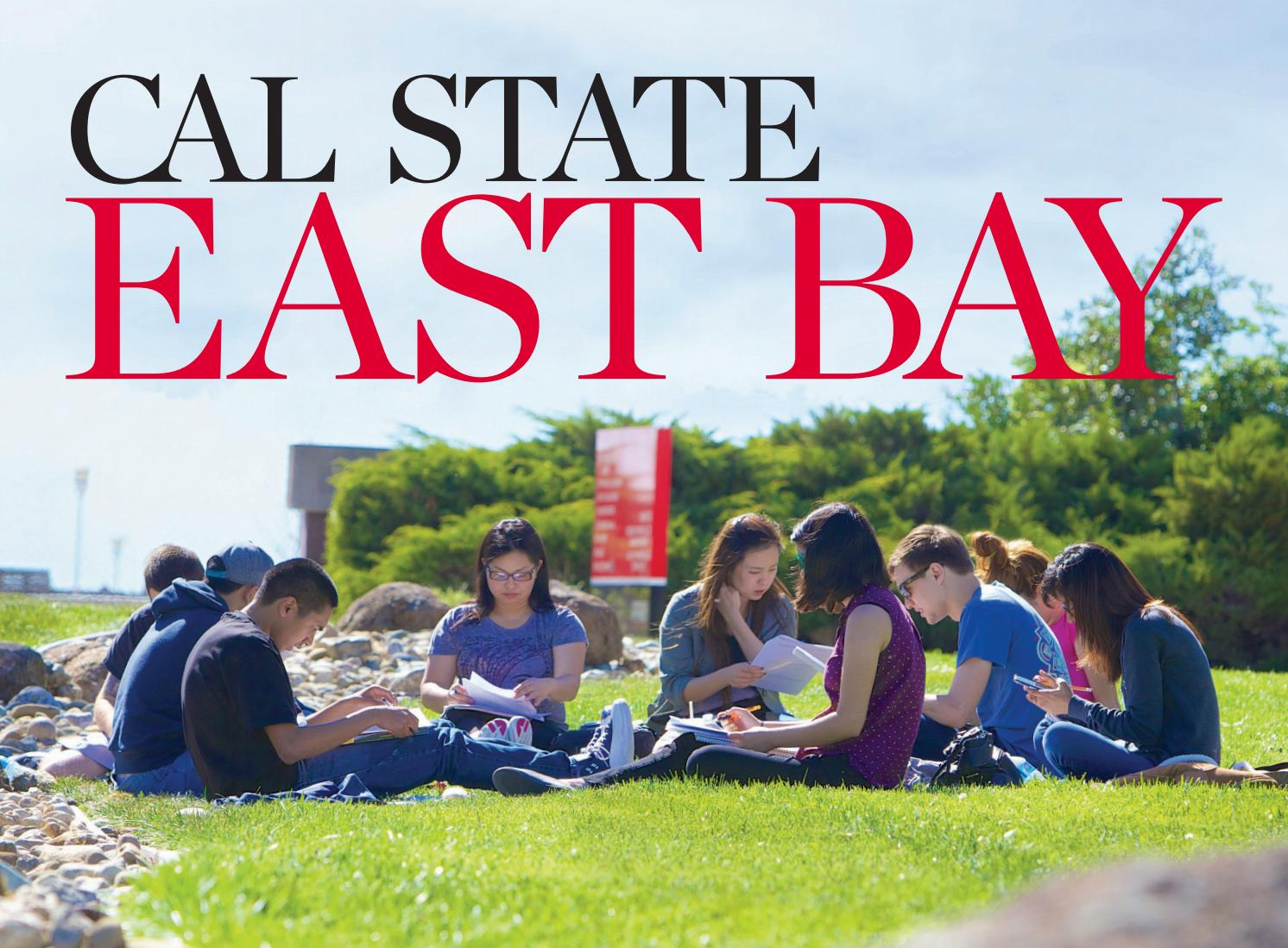Cal State East Bay 2018 Viewbookcalifornia State Pertaining To Fall Break For Cal State Eat Bay
