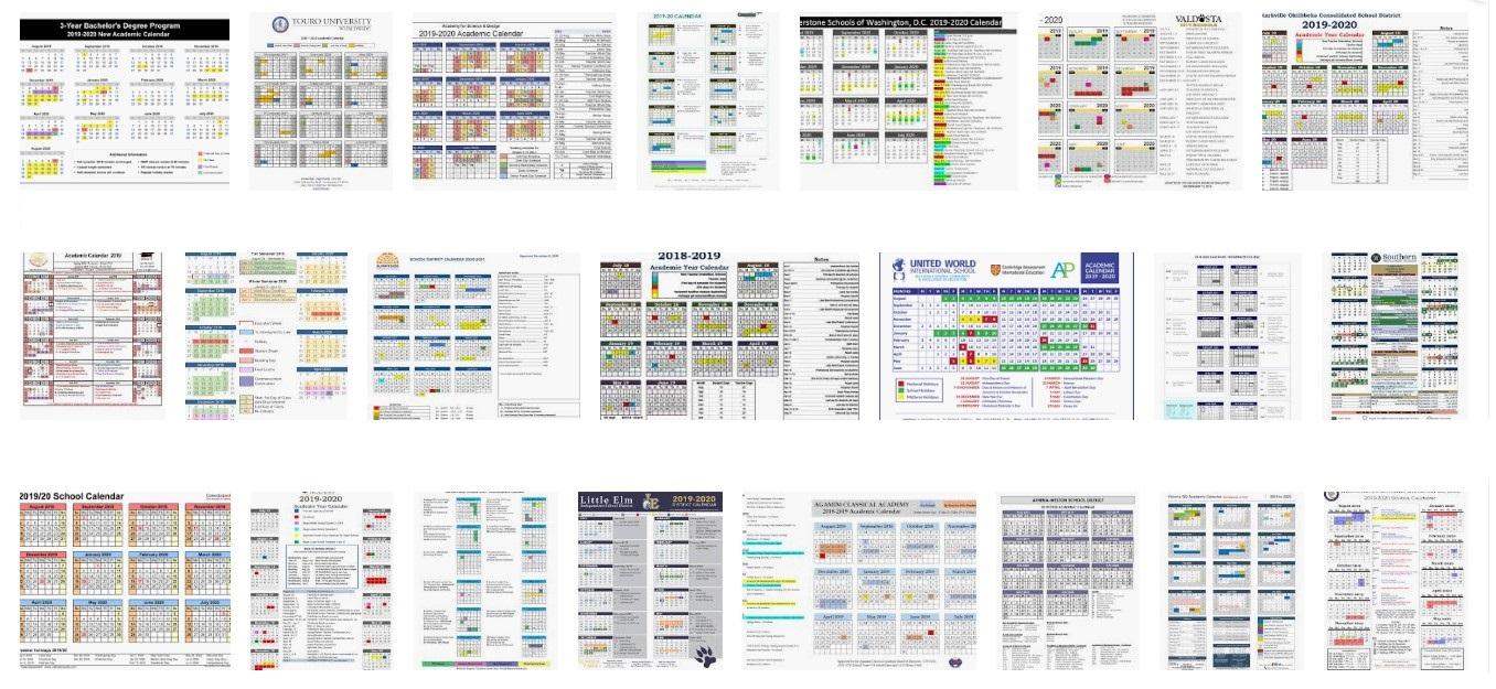 Calendaracademic Inside University Of Redlands Academic Calendar 2020
